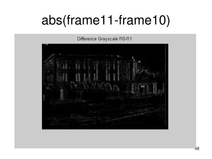 abs(frame11-frame10)