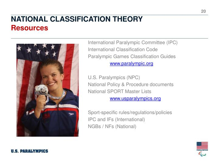 International Paralympic Committee (IPC)