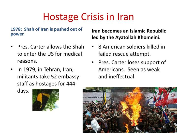 Hostage Crisis in Iran