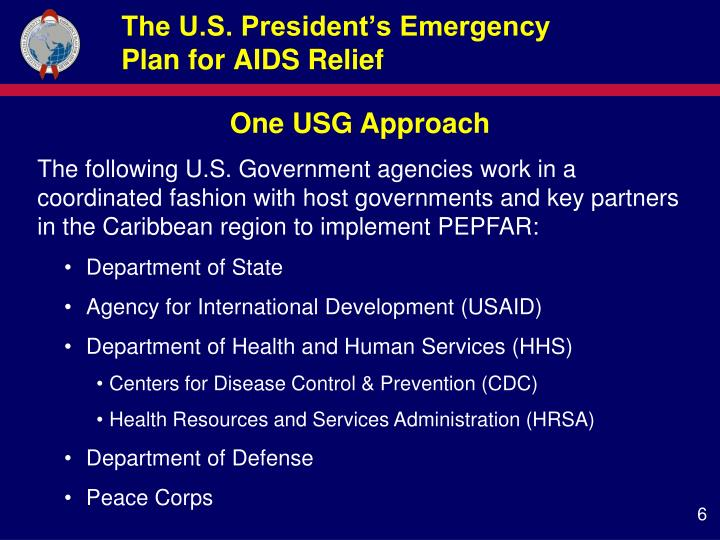 The U.S. President's Emergency