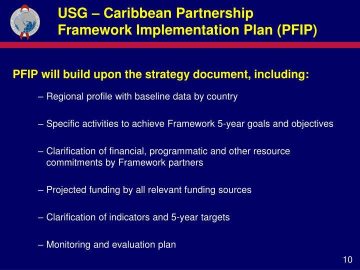 USG – Caribbean Partnership