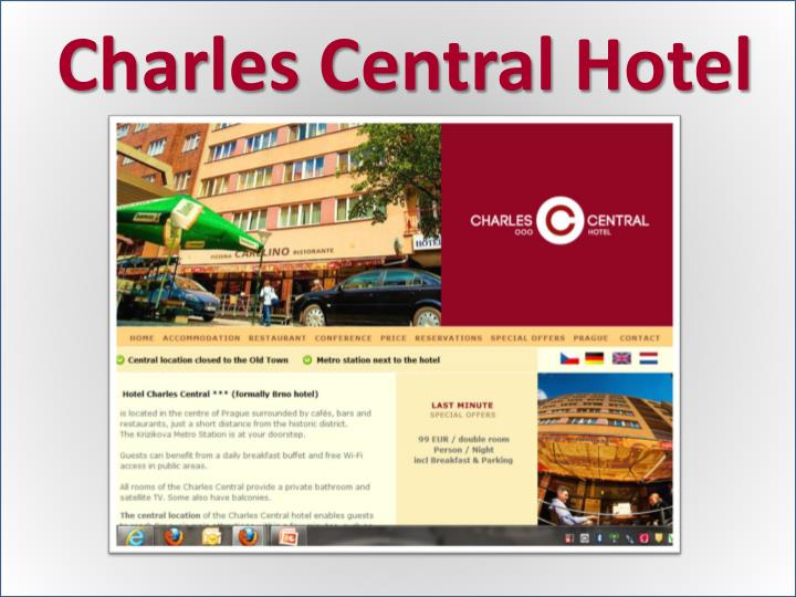 Charles Central Hotel
