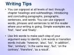 writing tips4
