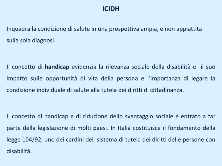 ICIDH