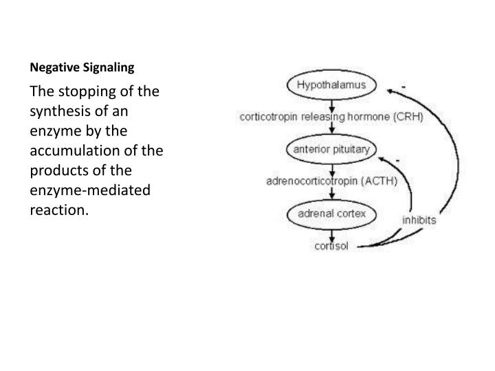 Negative Signaling
