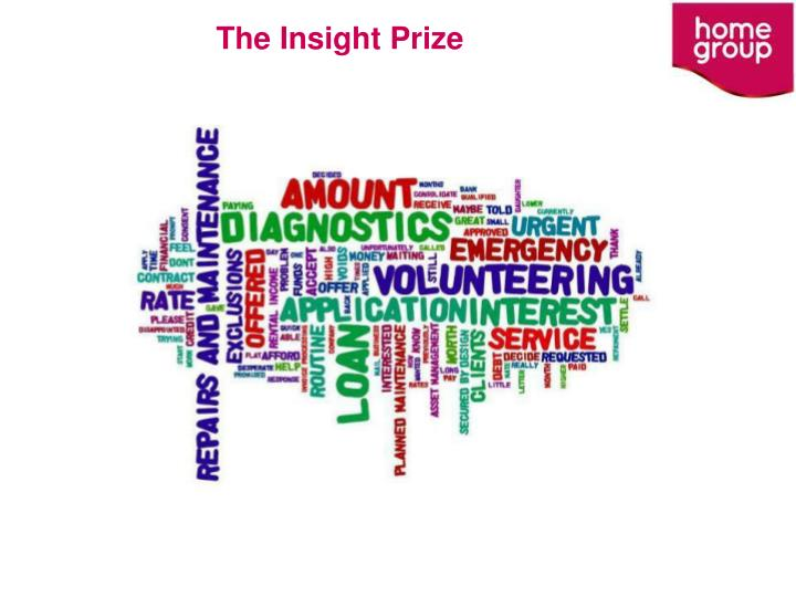 The Insight Prize
