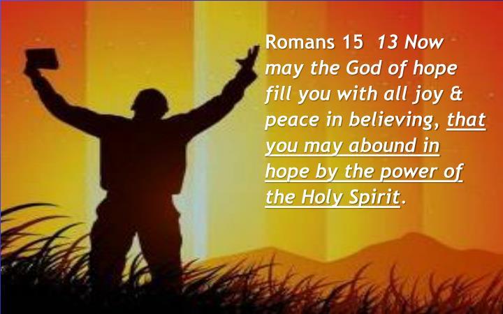 Romans 15