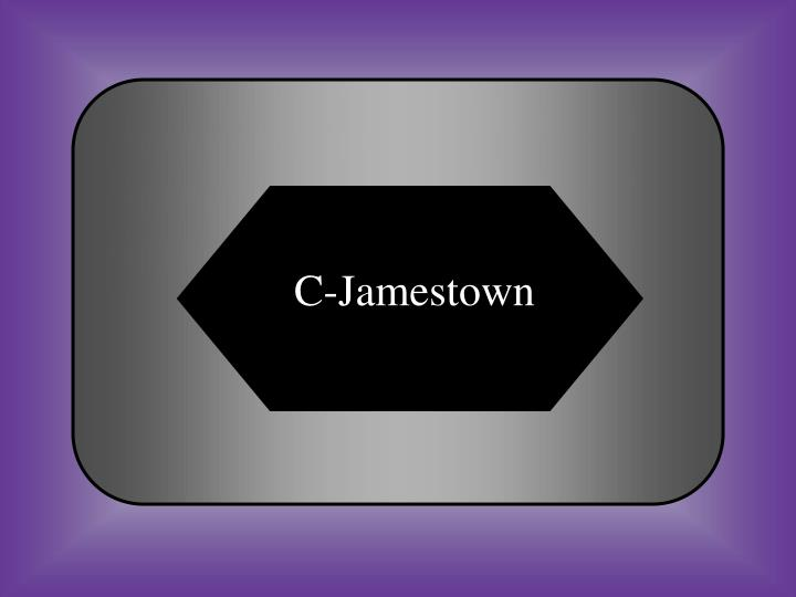 C-Jamestown