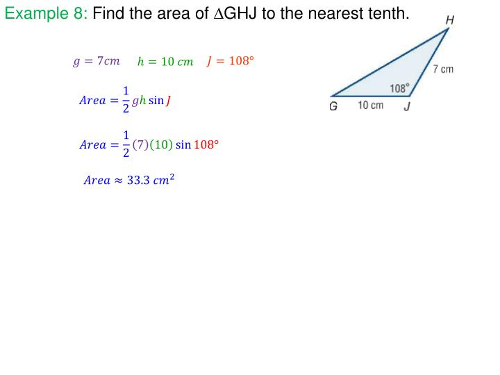 Example 8:
