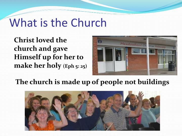 What is the Church