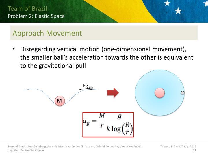 Approach Movement