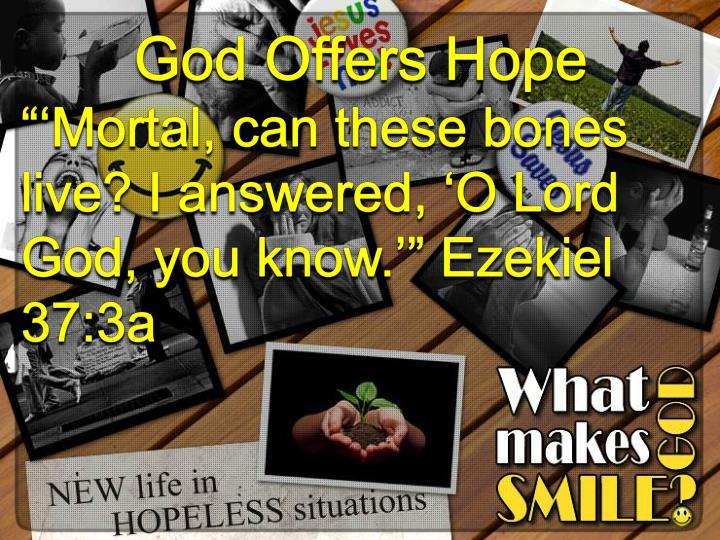 God Offers