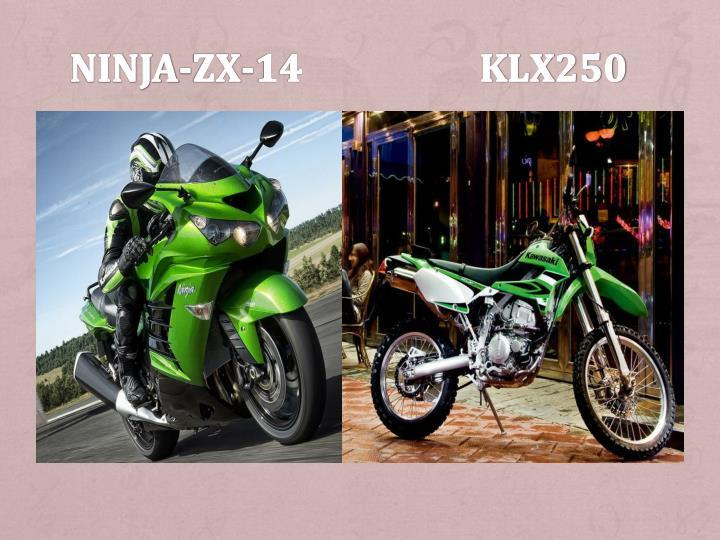 Ninja-ZX-14                   KLX250