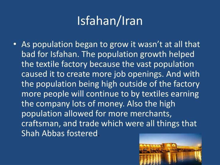 Isfahan/Iran