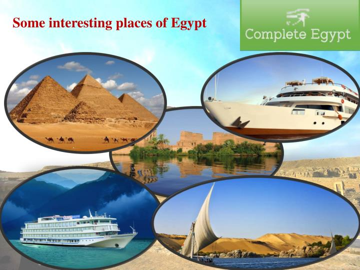 Some interesting places of Egypt