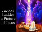 jacob s ladder a picture of jesus