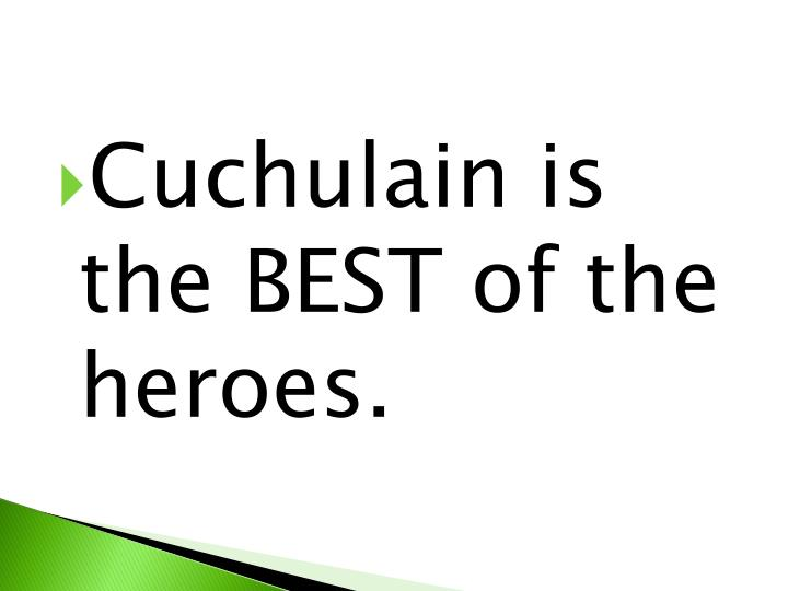 Cuchulain