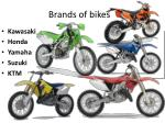 brands of bikes