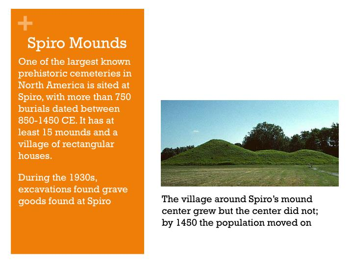 Spiro Mounds