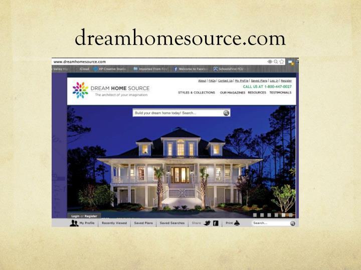 dreamhomesource.com