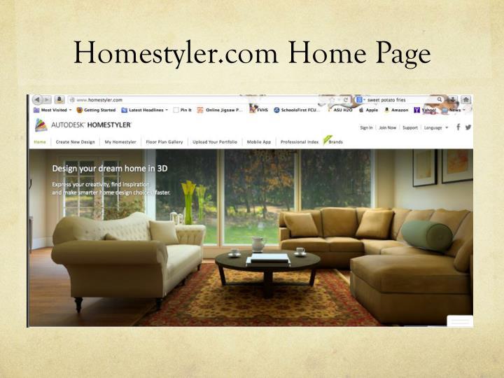 Homestyler.com