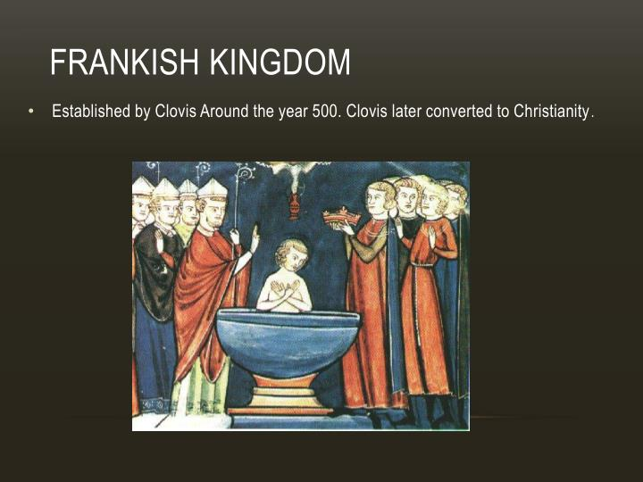 Frankish Kingdom