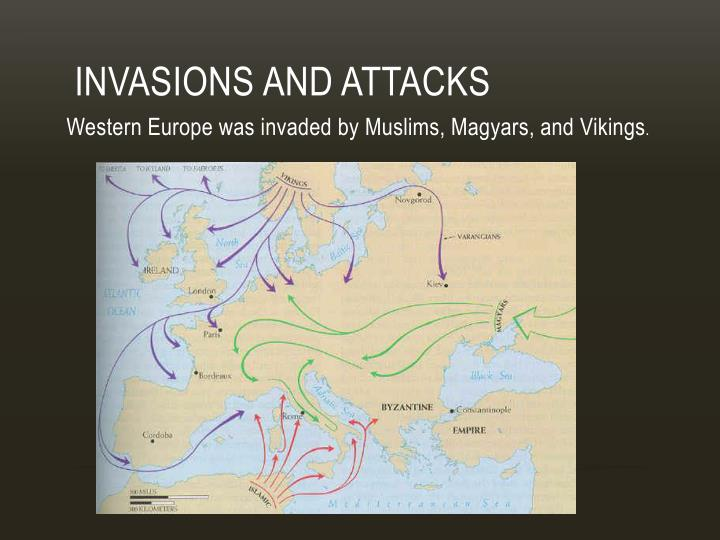 Invasions and Attacks