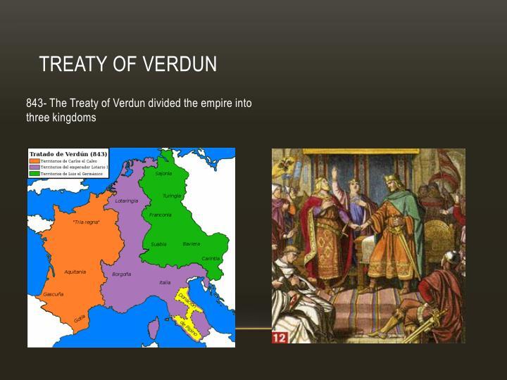 Treaty of Verdun