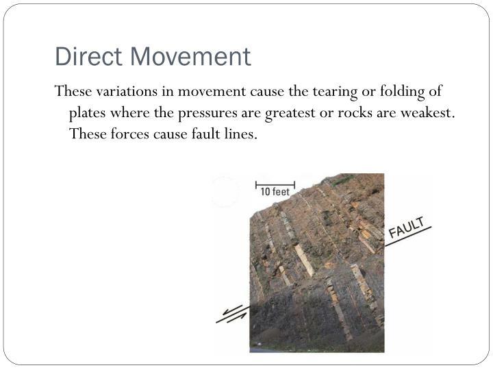 Direct Movement