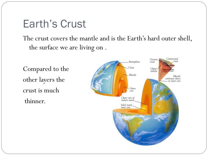 Earth's Crust