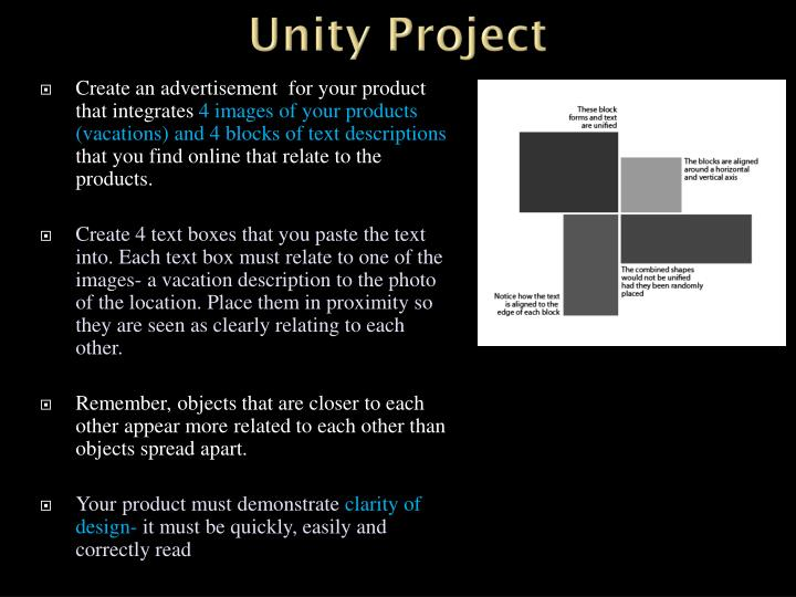 Unity Project