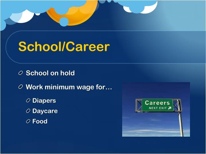 School/Career