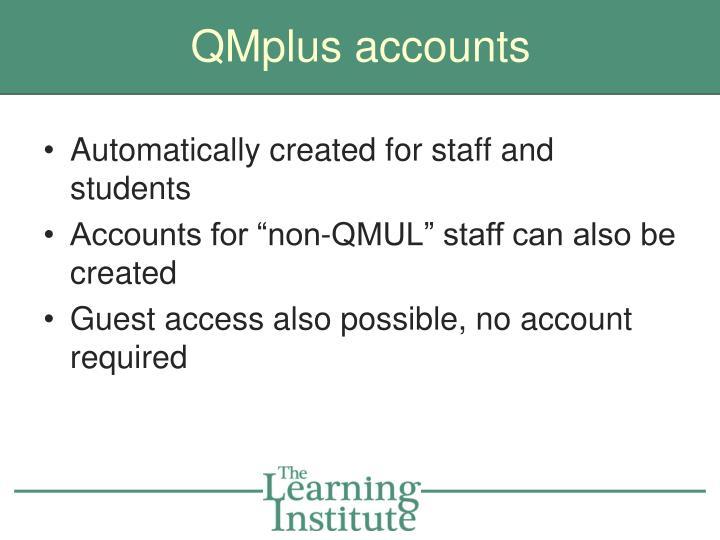 QMplus