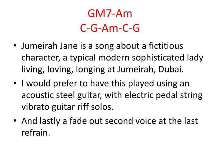 GM7-Am