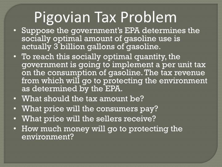 Pigovian