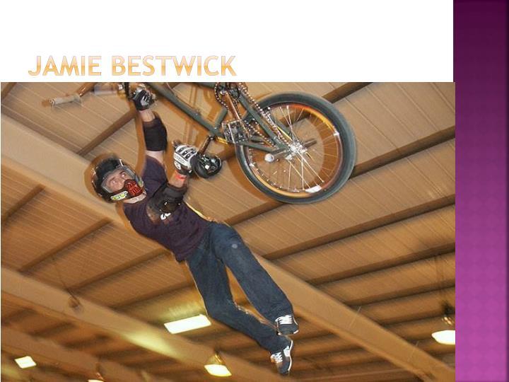 Jamie bestwick