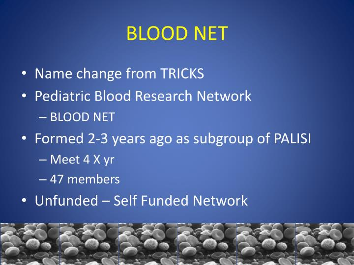 BLOOD NET