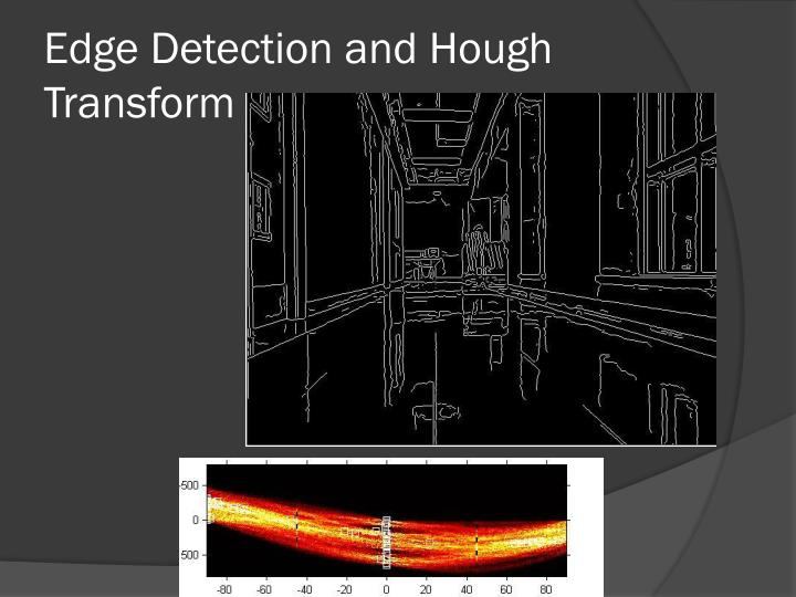 Edge Detection and Hough Transform
