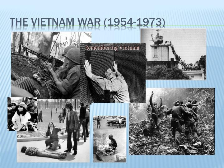 The Vietnam War (1954-1973)