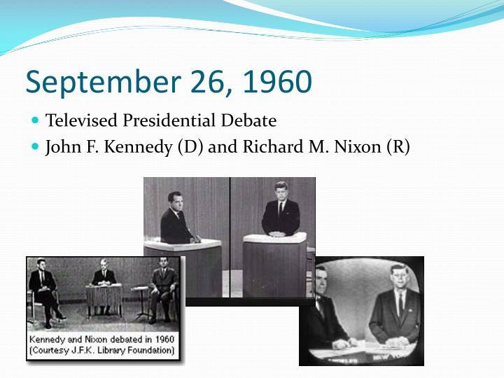 September 26, 1960
