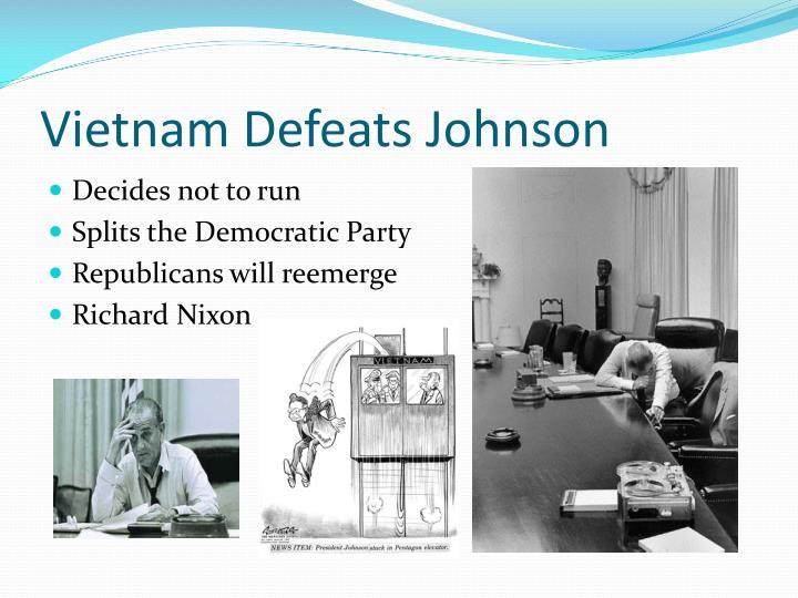 Vietnam Defeats Johnson