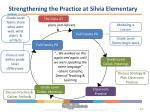 strengthening the practice at silvia elementary
