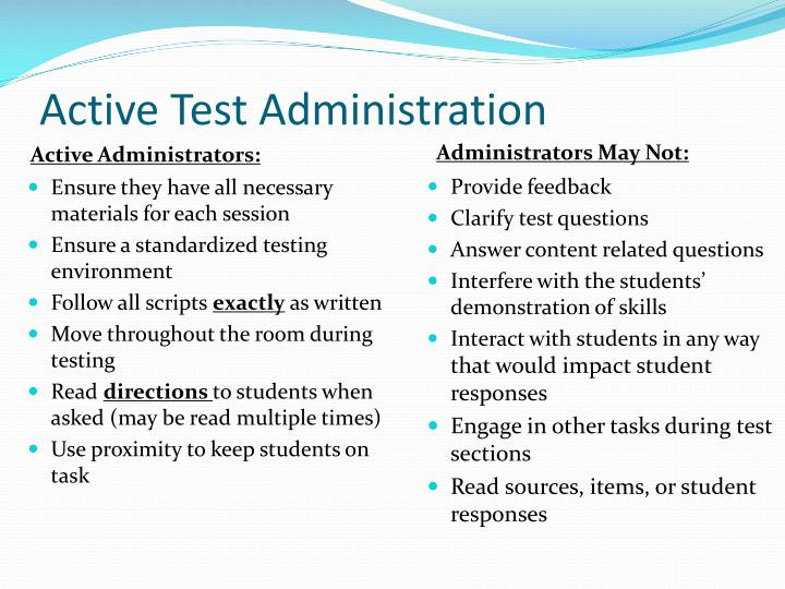 Active Administrators: