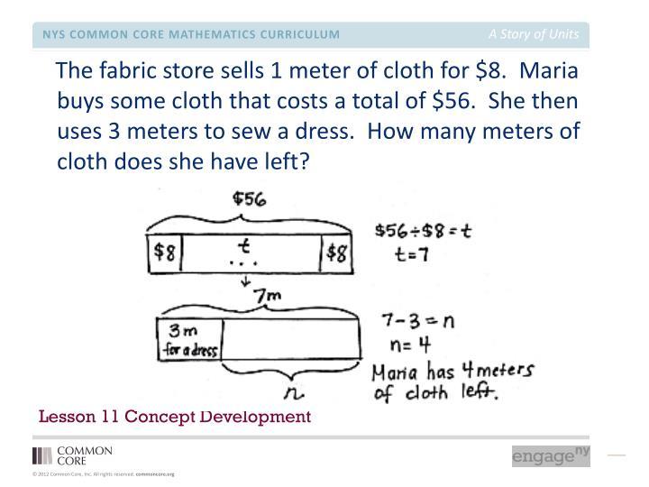 Lesson 11 Concept Development