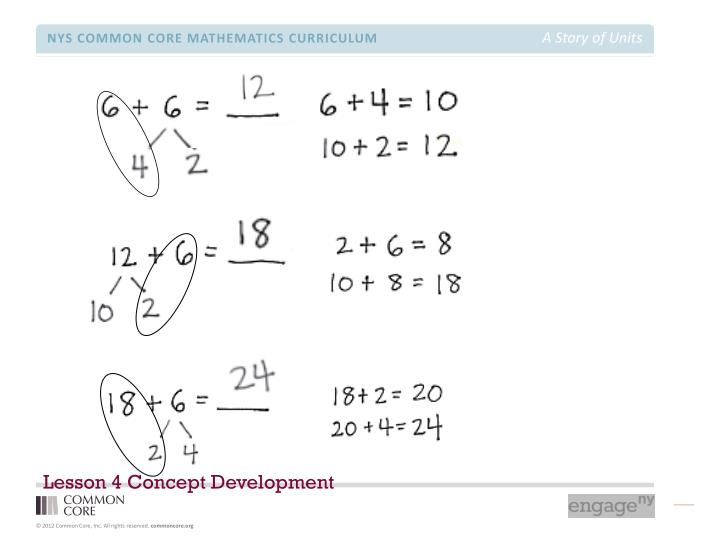 Lesson 4 Concept Development