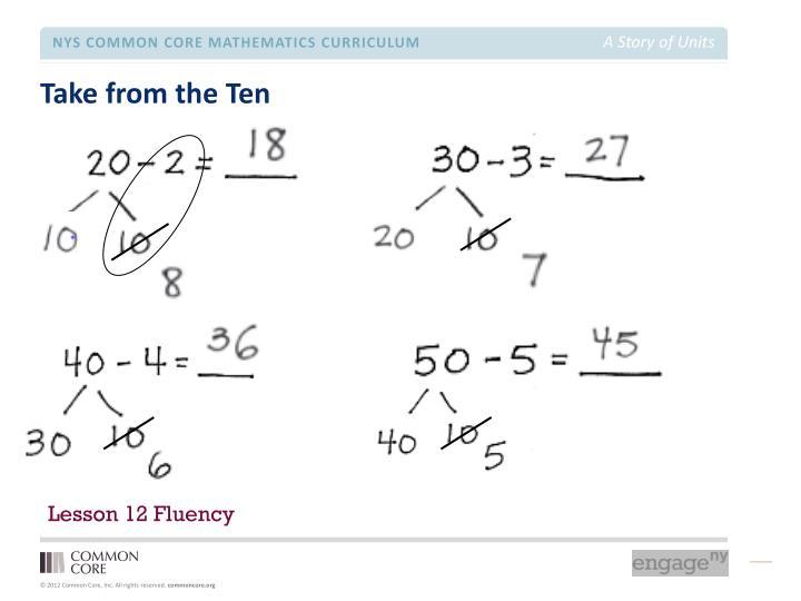 Lesson 12 Fluency