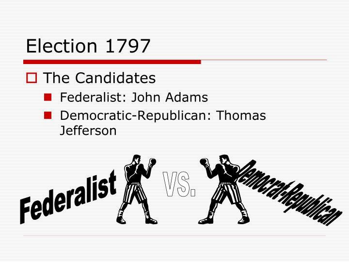Election 1797