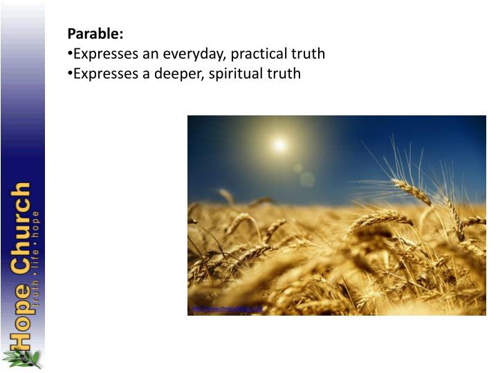 Parable: