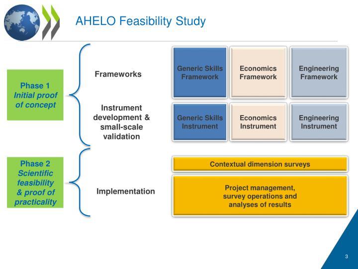 AHELO Feasibility Study