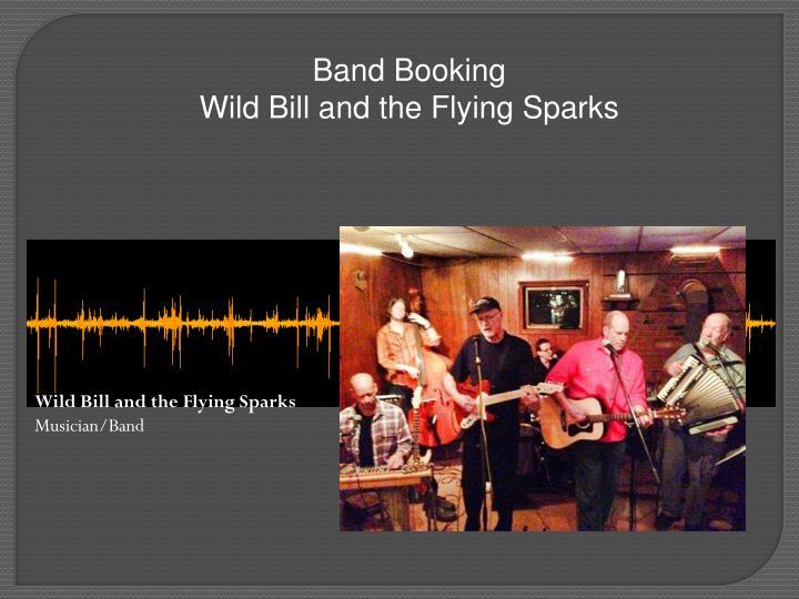 Band Booking